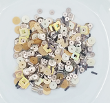 Caramel Latte Sequin Mix